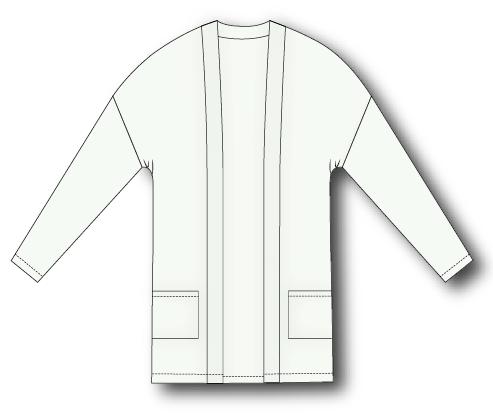 chaqueta de punto-www.patronesmujer.com