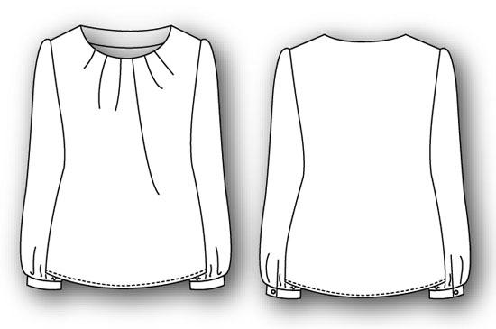 blusa tablas-patronesmujer