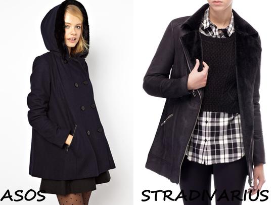 Patrones de abrigos sencillos