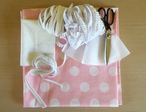 b88451097 Vestido niña de flamenca: DIY - Patronesmujer: Blog de costura ...