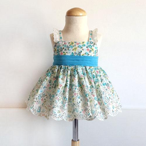 Como hacer un vestido corto de nina