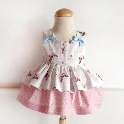 Vestido-niña