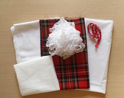 vestido-niña-escocés