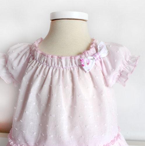 Conjunto blusa-culotte