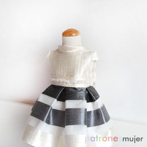 Vestido de niña para arras