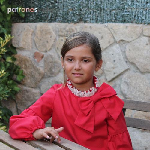 Blusa-roja-patronesmujer