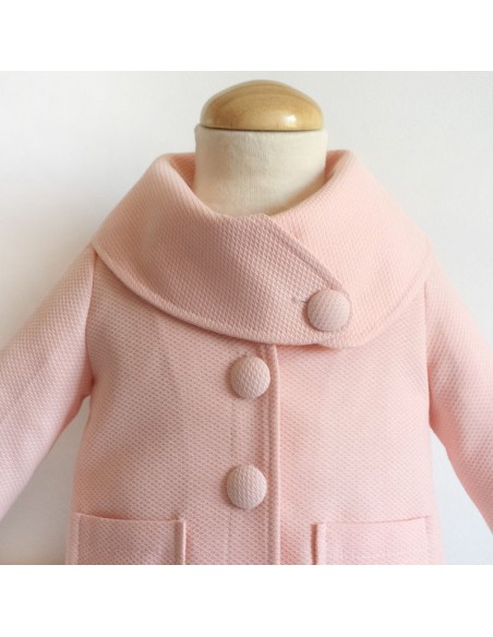 chaqueta de niña.