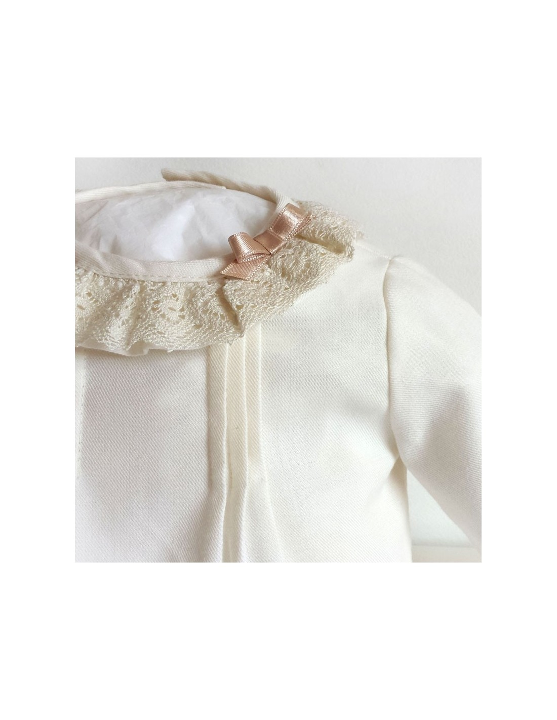 df615bc2d Blusa bebé manga larga.