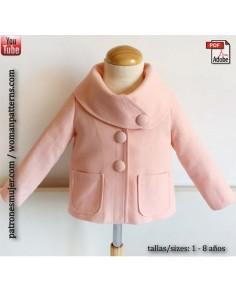 Girl jacket.