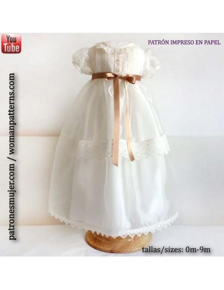 Dress of baptism.