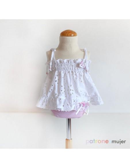 Girl apron.