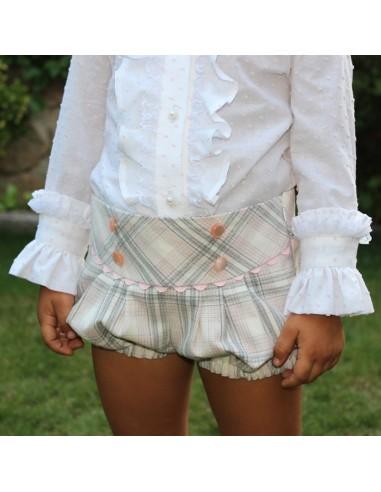 Falda pantalón.