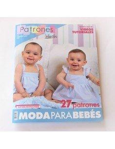 Revista de patrones infantiles nº2 - Especial bebé.