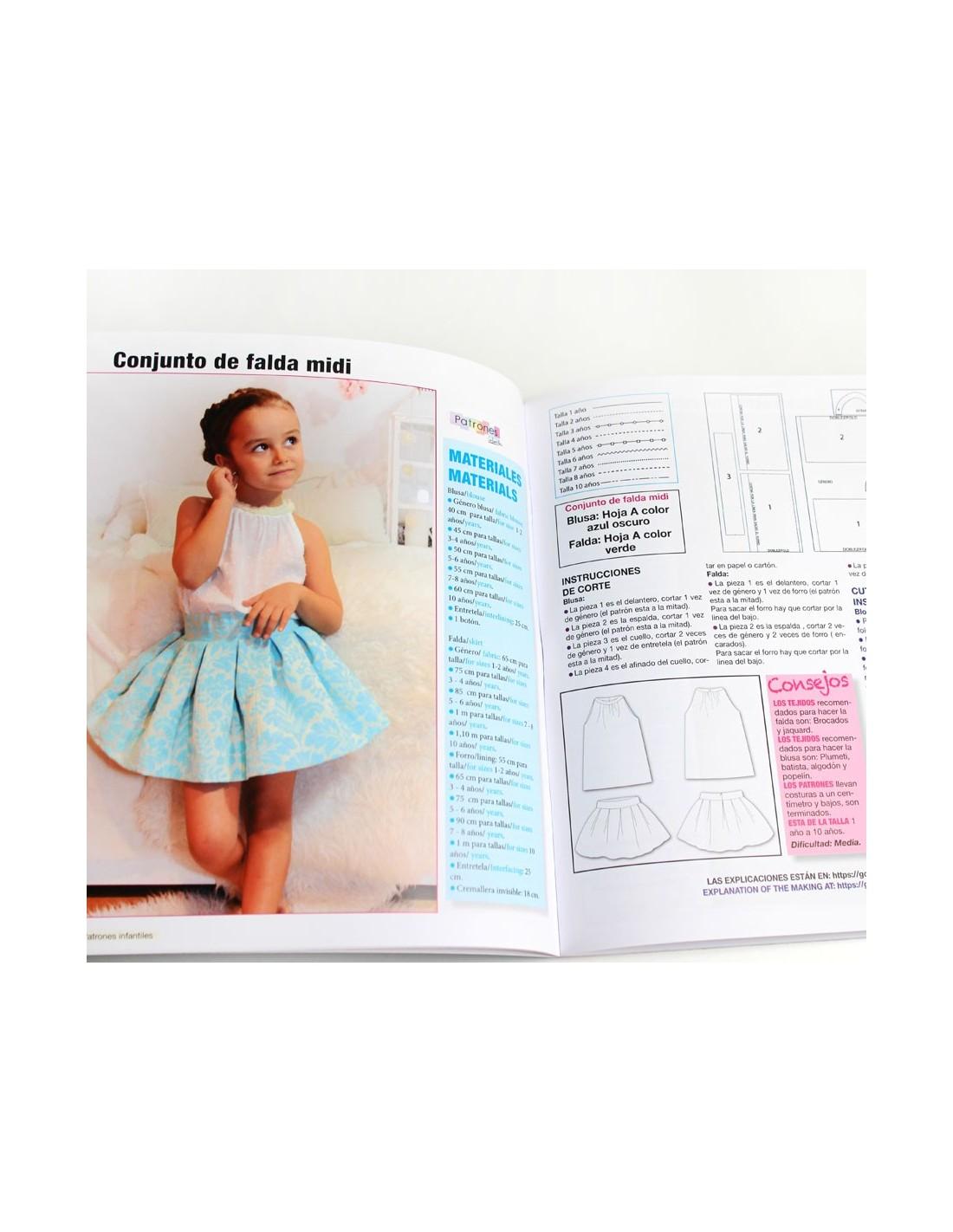 Revista de patrones infantiles nº4