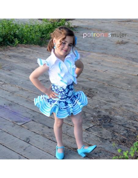 Conjunto flamenco.