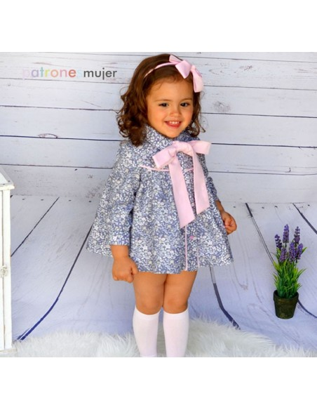 Dress with bow.