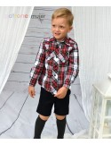 Boy outfit.