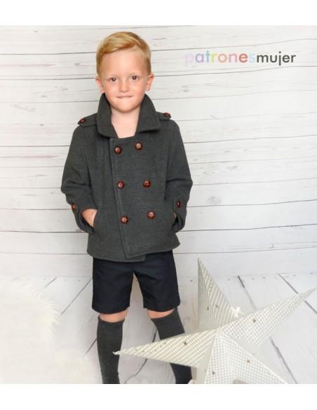 Boy's jacket.
