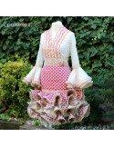 Ceremony dress .