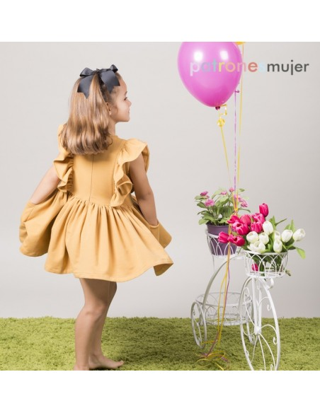 Mostaza dress