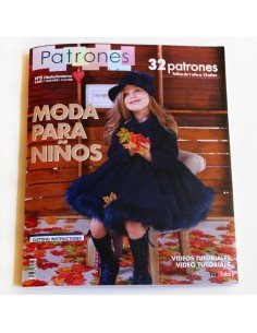 Revista de patrones infantiles nº 8