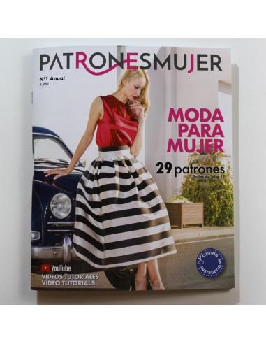 Revista  PATRONESMUJER Nº 1