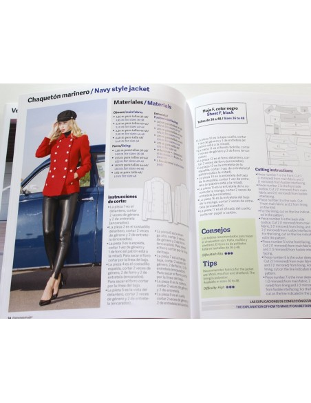 Magazine of children's patterns nº 8