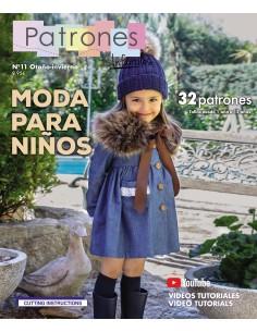 Magazine of children's patterns nº 11