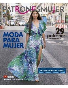 Magazine PATRONESMUJER Nº 2