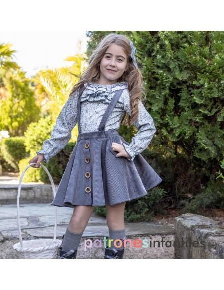 Navy style dress