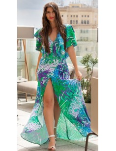 Vestido capelina