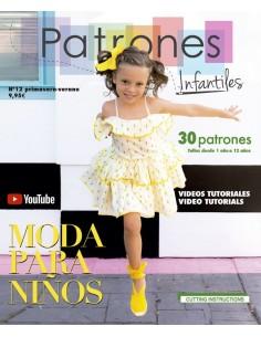 Revista de patrones infantiles nº 12