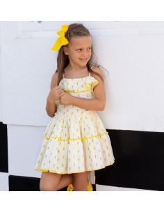 copy of Vestido niña con...