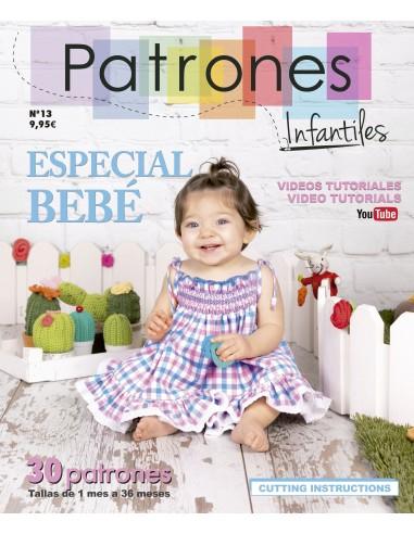 Revista de patrones infantiles nº 13...