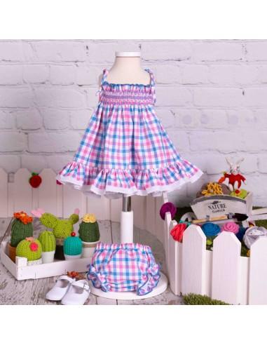 Pattern beehive dress