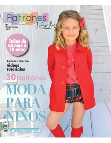 Revista de moldes infantiles nº 5