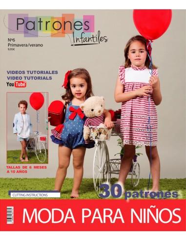 Revista de moldes infantiles nº 6
