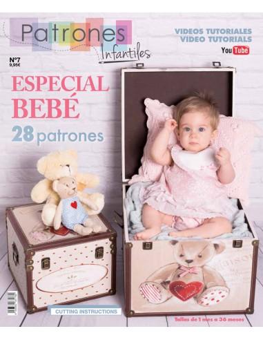 Revista de patrones infantiles nº 7-...