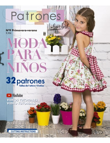 Magazine of children's patterns nº 9