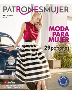 Magazine PATRONESMUJER Nº 1