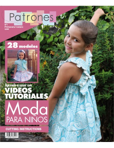 Magazine of children's patterns nº 1