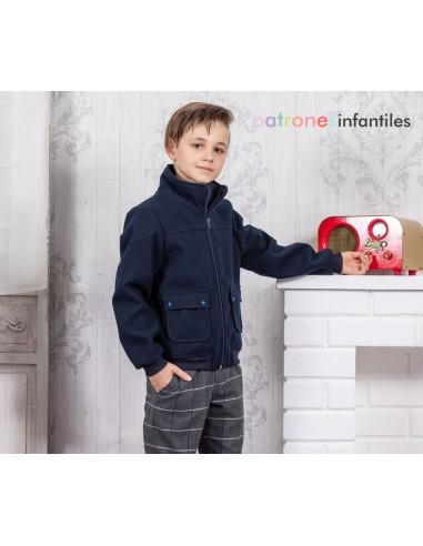Child's jacket pattern