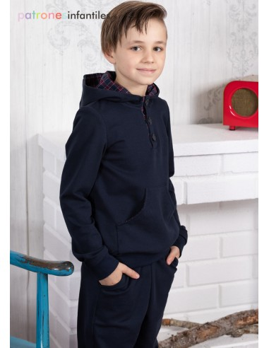 Boy jogging outfit