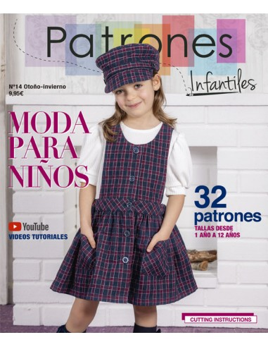 Revista de patrones infantiles nº 14
