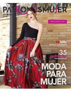 Revista  PATRONESMUJER Nº 3