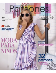 Magazine of children's patterns nº 15