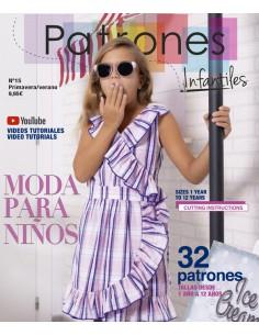 Revista de moldes infantiles nº 15