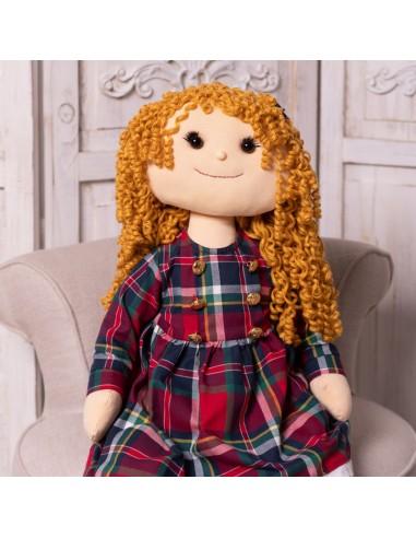Patrón de muñeca