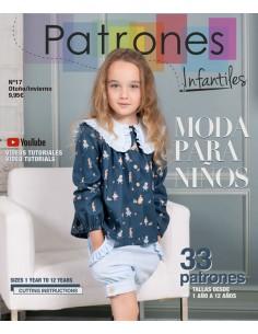 Revista de patrones infantiles nº 17