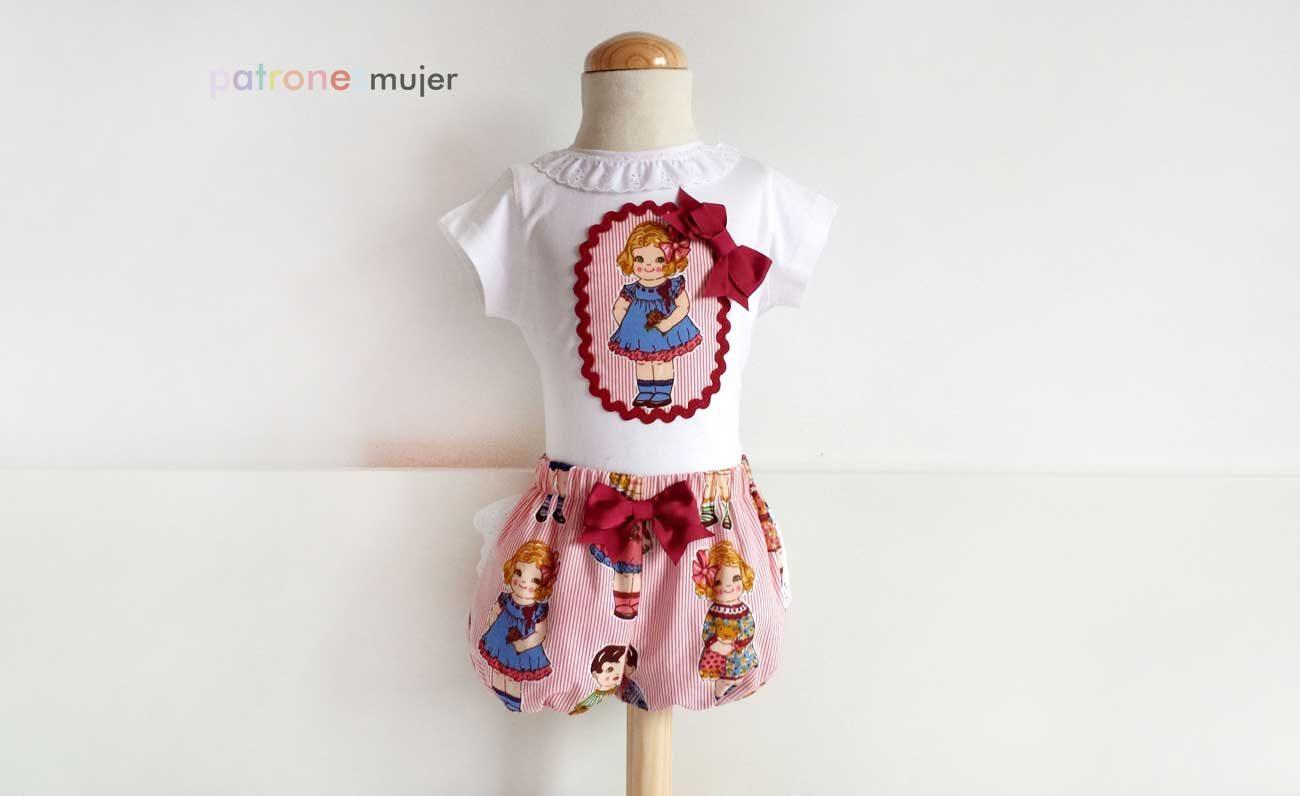 Pantalón bombacho: DIY - Patronesmujer: Blog de costura, patrones y ...